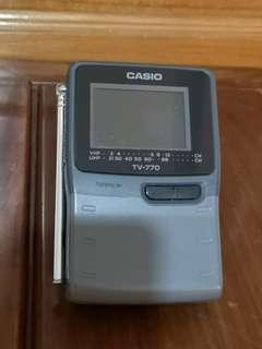 Collectible CASIO TV-770