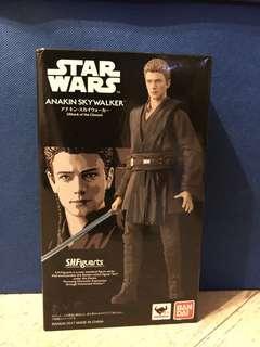 SHF starwars anakin skywalker