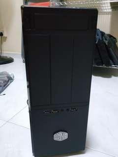 Old but working DIY Desktop without PSU