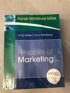 Various textbooks for sale ( marketing, cognitive psychology)
