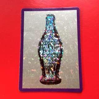 可口可樂 閃咭 卡 Coca Cola