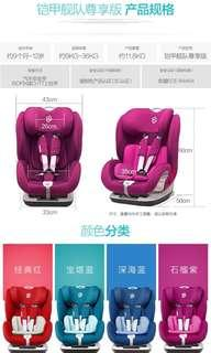 Baby first car seat