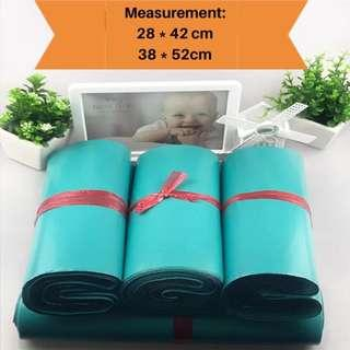 🚚 Polymailer 28 * 42 cm (Pink / Turquoise)