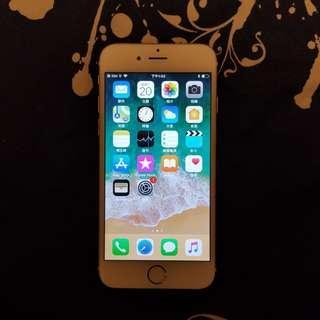 iPhone 6 128GB ZP港行 金色