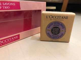L'OCCITANE 香皂