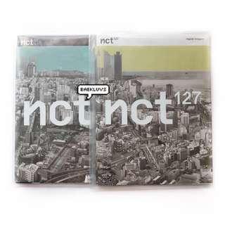 [W POSTER / INSTOCKS] NCT 127 Regular - Irregular Official Album