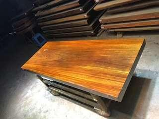 century wooden table top import south Africa