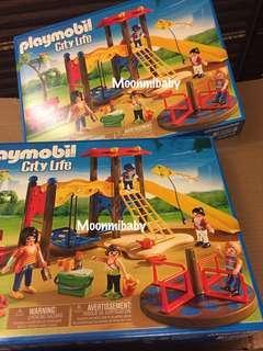 到貨紀錄 - 德國名牌 Playmobil  92 件 遊樂場系列