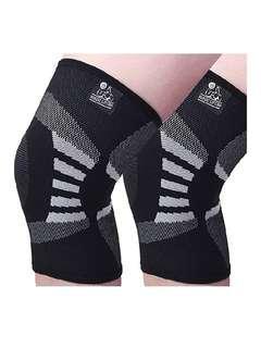 Nordic Lifting  Knee Compression Sleeves (Medium)