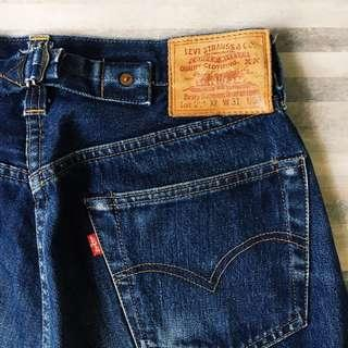 Levis Vintage Clothing 201xx 555 Valencia Made in U.S.A.