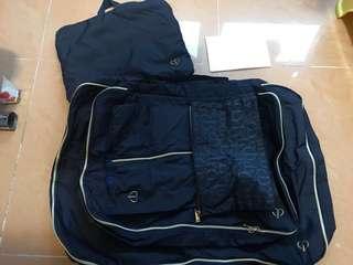 旅行用袋一袋,五件