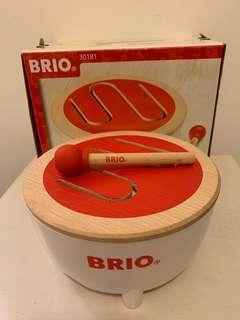 BRIO 鼓 全新