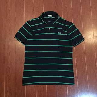 riosport stripes polo shirt