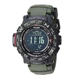 Casio Men's 'PRO TREK' Tough Solar PRW-3510Y-8CR watch