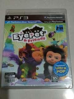 PS3 Game (全新) Eyepet & Friends