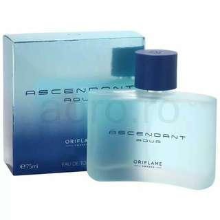 Parfum Ascendant Aqua Eau de Toilette Brand New with Box