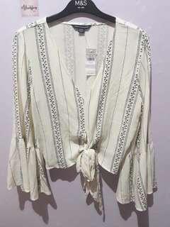Bohemian top (bell sleeves)