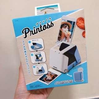 🇯🇵全新Printoss曬相神器手機相片打印機(無需用電,無需用墨,無需藍牙)