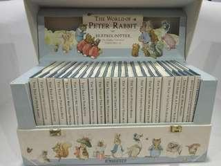 """story book """"The World Of Peter Rabbit"""""""