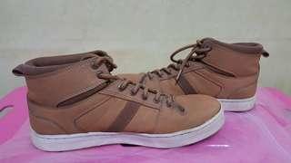 OBRAL AKHIR TAHUN - Fladeo Sneakers Pria - Coklat Muda