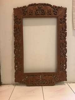 Wooden Photo Frame/ mirror frame