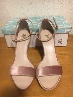 Pretty Classic Pink Heels