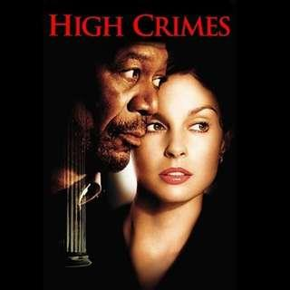 [Rent-A-Movie] HIGH CRIMES (2002)