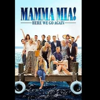 [Rent-A-Movie] MAMMA MIA HERE WE GO AGAIN (2018)