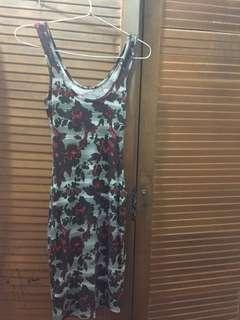 Sheath dress new look