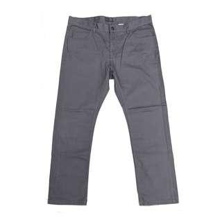 H&M Reguler Fit Staight in Light Grey
