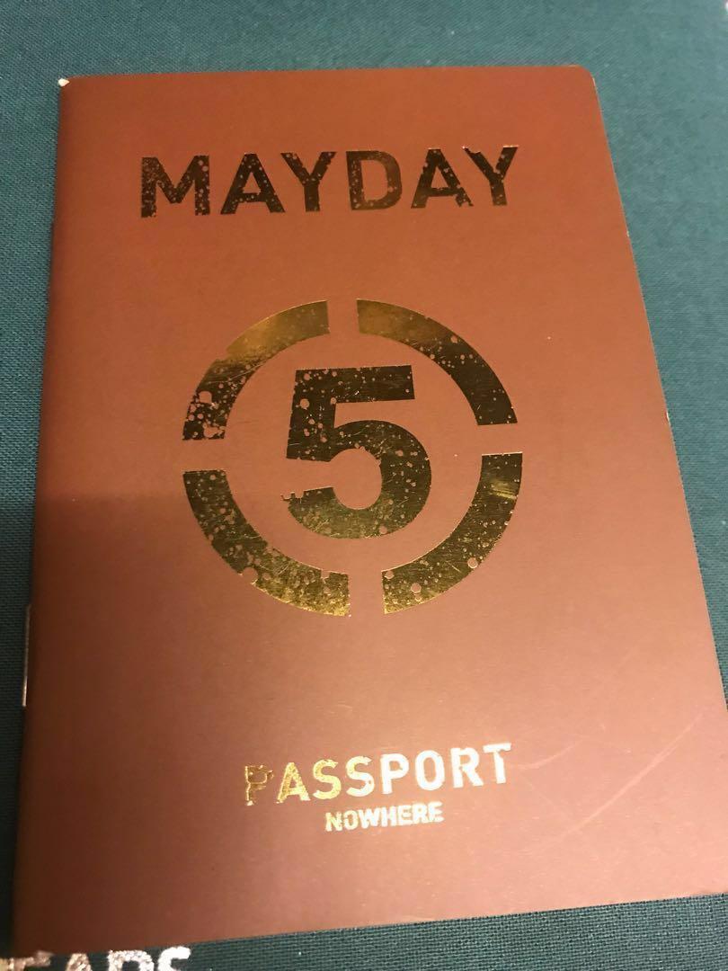 五月天 絕版 周邊 passport