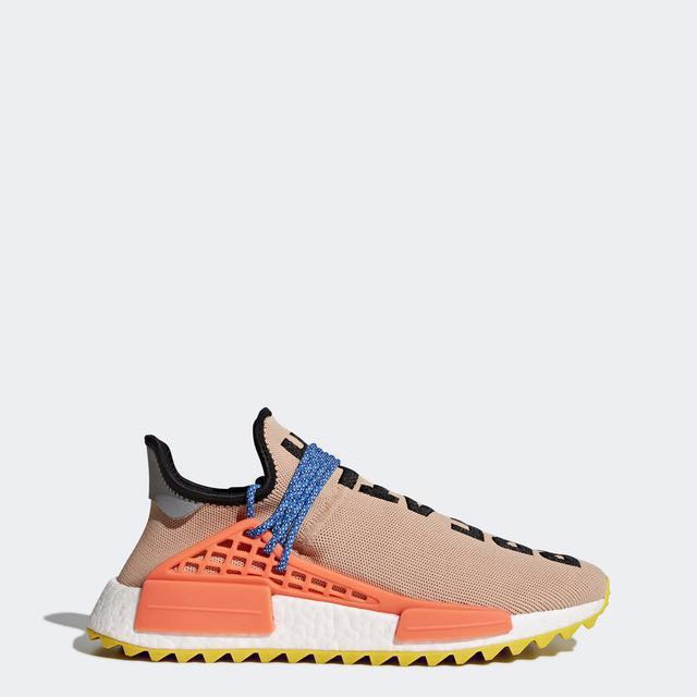 promo code 8a45d 72656 Adidas Originals x Pharrell William NMD Human Race Pale Nude