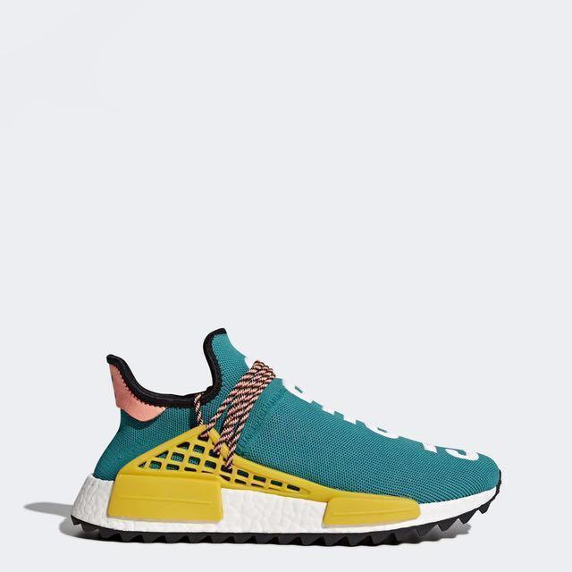 2fe0d25aa1ff0 Adidas Originals x Pharrell William NMD Human Race Sunset Glow ...