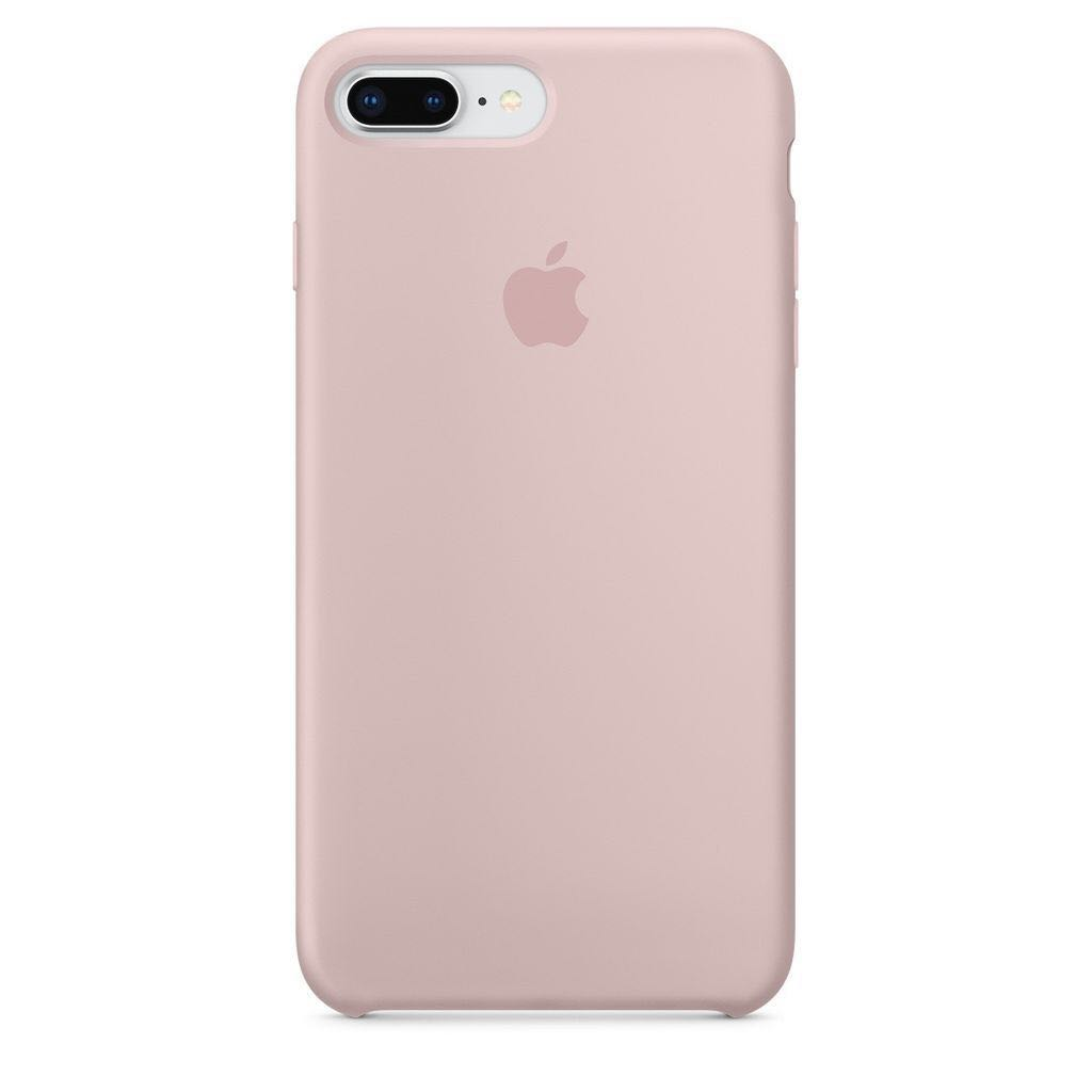 online store cad81 34d5c Apple Iphone 7/8plus Silicone case in Pink Sand