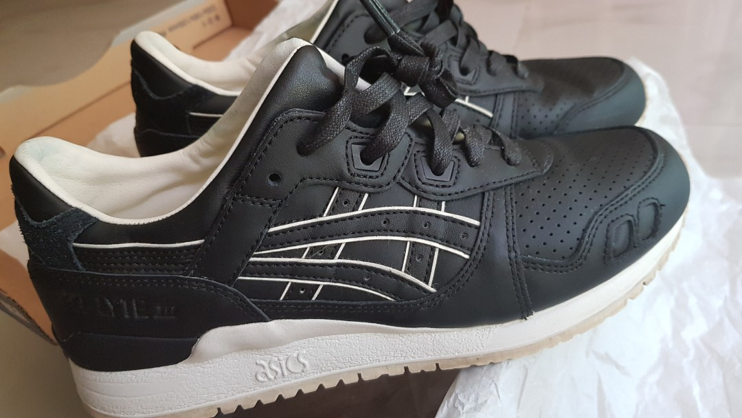 new products 7e4c3 3ab22 ASIC GEL-LYTE III - PREMIUM BLACK