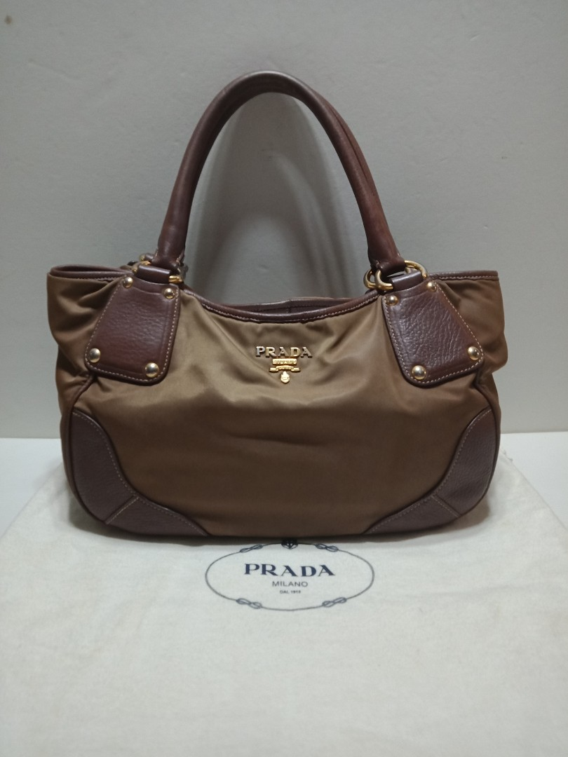 f79f2013768f Authentic Prada Bag, Luxury, Bags & Wallets, Handbags on Carousell