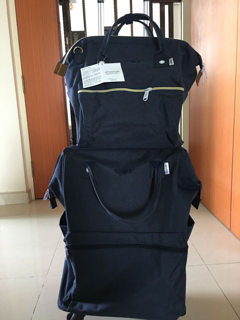 Cabin Size Anello Travel Luggage and Backpack 3c038b9a86911