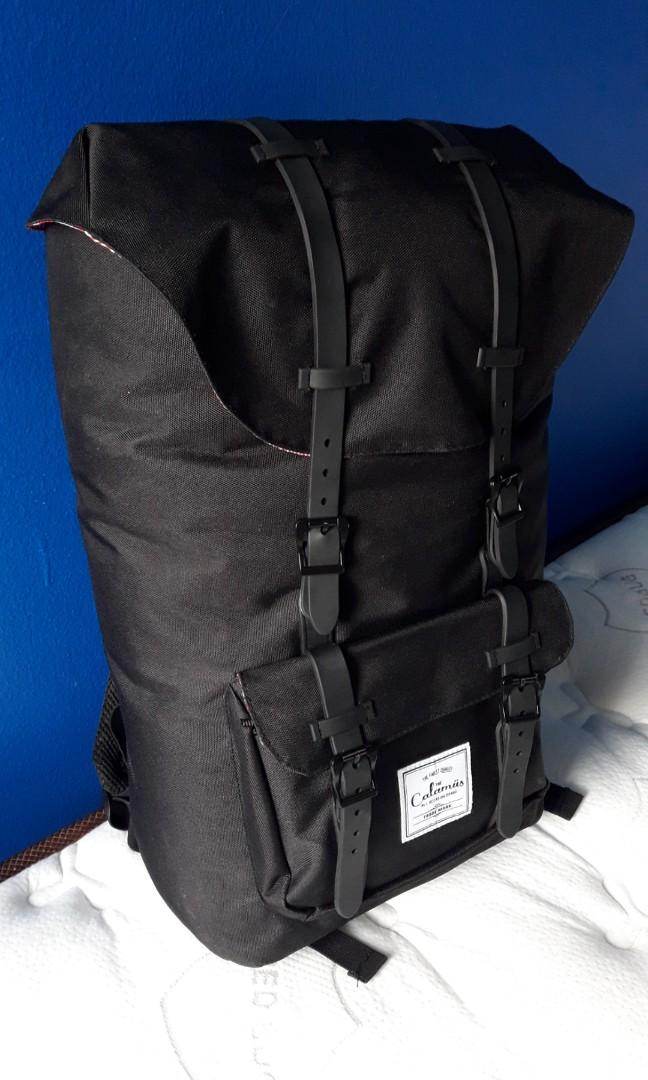 88d87fdac5 Calamüs Backpack