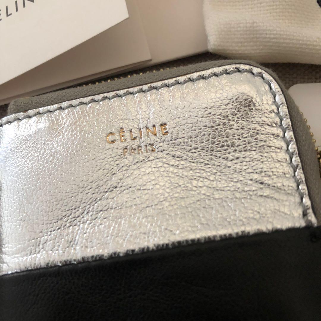 CELINE MINI COINS BAG
