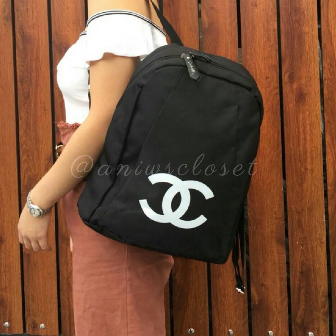 5f33b4ebdf4d Chanel authentic backpack vip gift counter, Women's Fashion, Women's ...