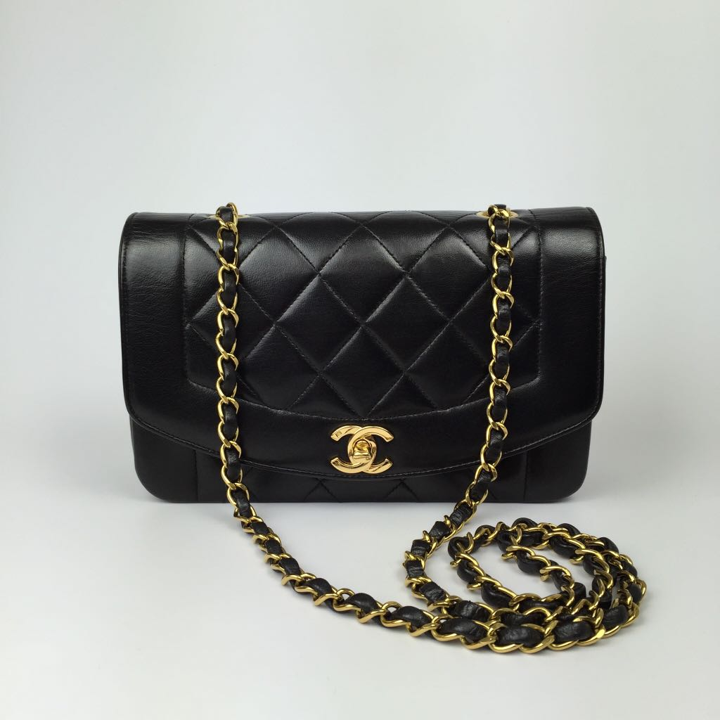 a7b5be6aed88 Chanel Diana Flap 23
