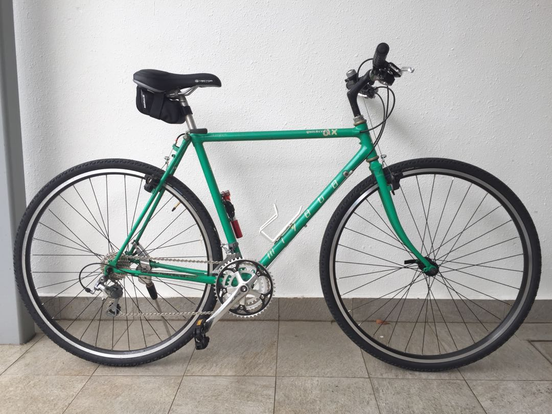 89e41ad0009 Classic and Vintage MIYATA QUICKCROSS, Bicycles & PMDs, Bicycles, Road Bikes  on Carousell