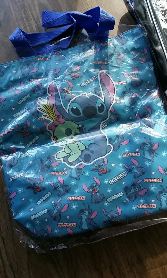 Disney Stitch Bags