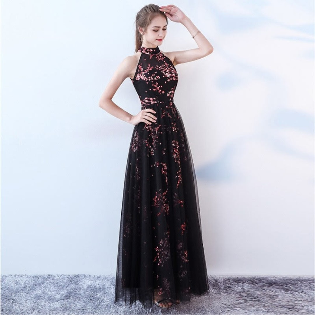 Women's Fashion Evening Dresses 2018