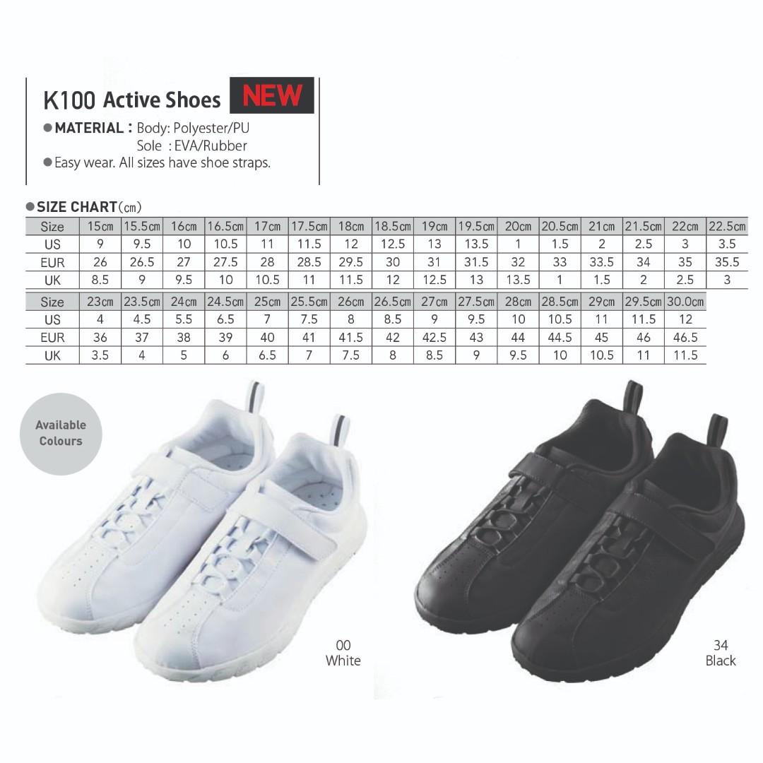 (From Japan) Nurse Black Sports Shoes