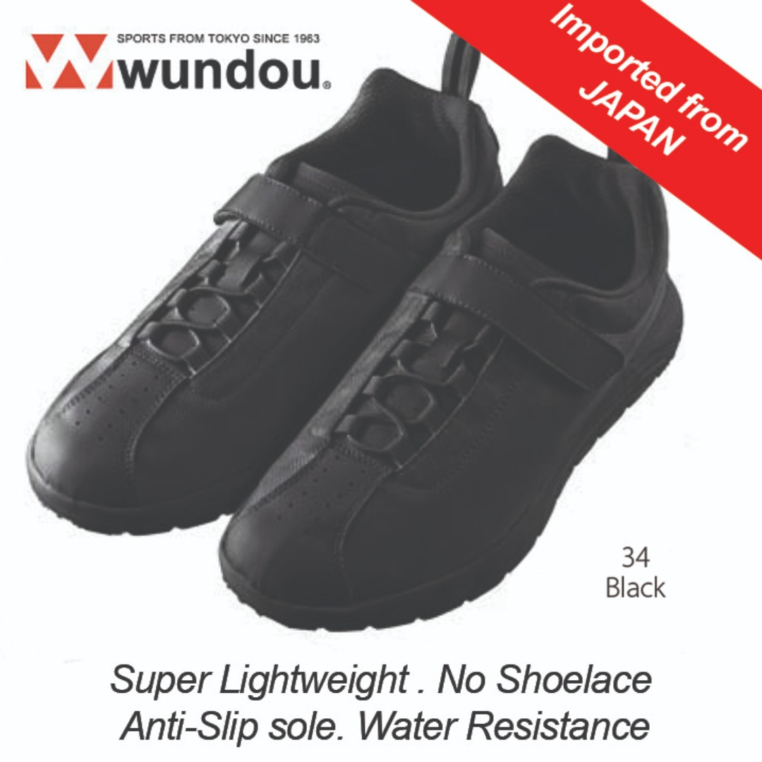 f8db70fa912a From Japan) Nurse Black Sports Shoes