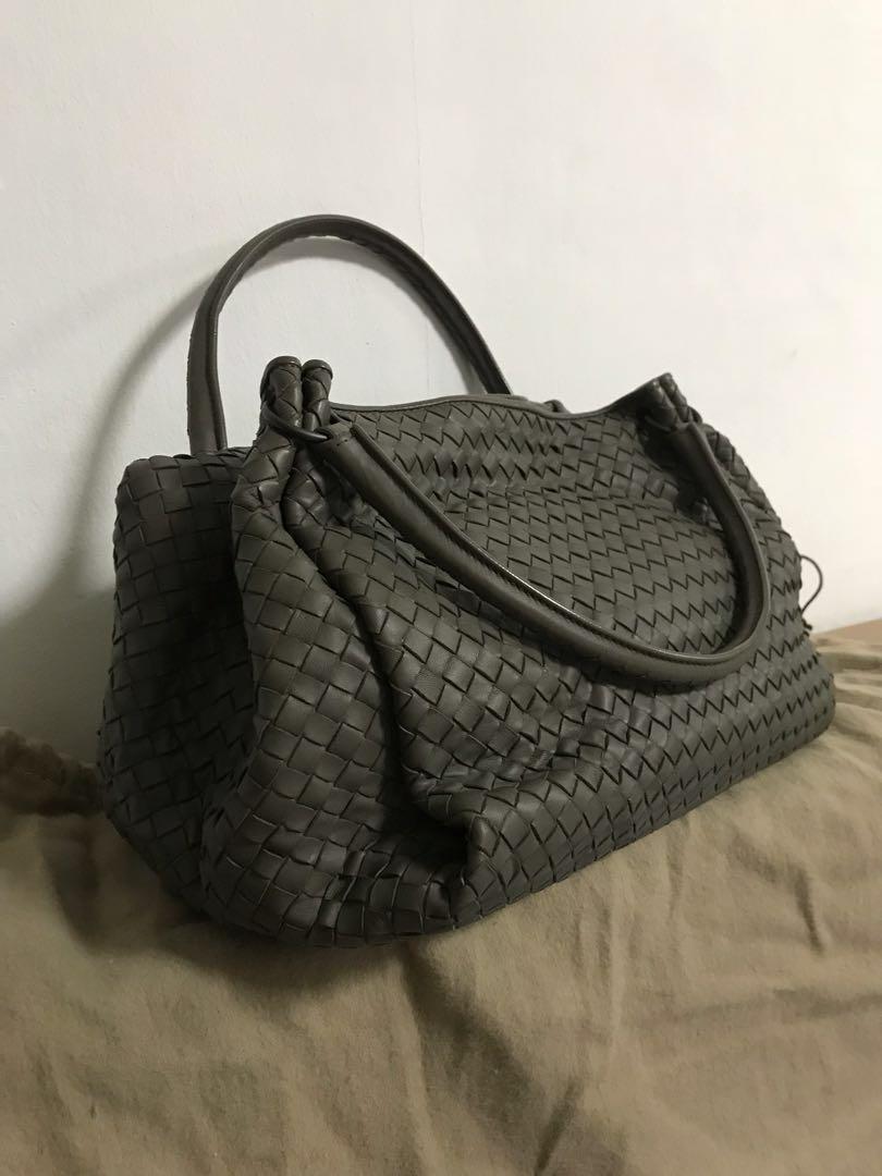 469a493d4d Genuine Bottega Veneta Intrecciato Tote Bag