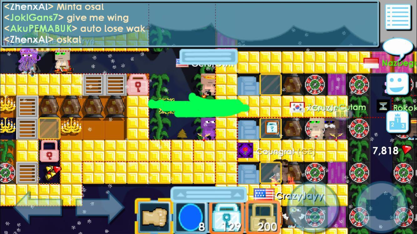 Growtopia Dls Toys Games Video Gaming In Game Products On Carousell