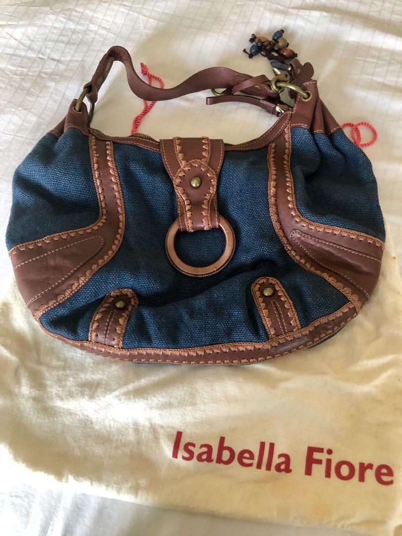 Isabella Fiore Handbag Women S Fashion Bags Wallets On Carou. Autre Marque  Isabella Fiore Handbag Handbags Leather Multiple Colors ... ea28ef731606c