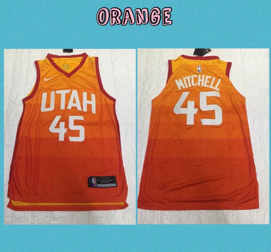 buy popular cde01 cfcfc Jersey Utah Jazz (Donovan Mitchell)
